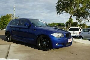 2009 BMW 120I E87 MY10 Blue 6 Speed Automatic Hatchback Noosaville Noosa Area Preview