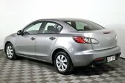 2010 Mazda 3 BL10F1 Neo Activematic Silver 5 Speed Sports Automatic Sedan Edwardstown Marion Area Preview