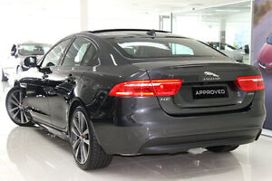 2016 Jaguar XE X760 MY16 20T R-Sport Grey 8 Speed Sports Automatic Sedan Petersham Marrickville Area Preview