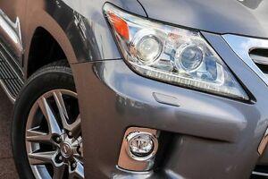 2014 Lexus LX570 URJ201R MY15 Mercury Grey 6 Speed Sports Automatic Wagon Wangara Wanneroo Area Preview