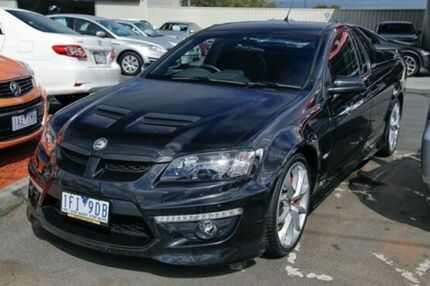 2011 Holden Special Vehicles Maloo E Series 3 R8 Phantom 6 Speed Manual Utility Doveton Casey Area Preview