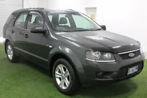 2010 Ford Territory SY Mkii TX AWD Grey 6 Speed Sports Automatic Wagon Moonah Glenorchy Area Preview