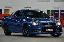2014 Holden Ute VF SS Storm Blue 6 Speed Manual Utility Coopers Plains Brisbane South West Preview