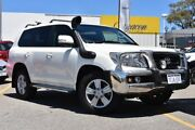 2013 Toyota Landcruiser VDJ200R MY13 Altitude Crystal Pearl 6 Speed Sports Automatic Wagon Claremont Nedlands Area Preview