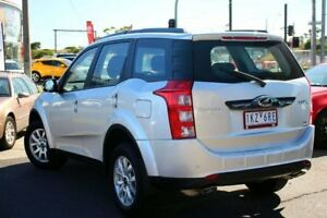 2016 Mahindra XUV500 MY16 W8 Silver 6 Speed Sports Automatic Wagon