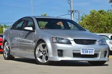 2008 Holden Commodore VE MY09 SS V 60th Anniversary Silver 6 Speed Sports Automatic Sedan Victoria Park Victoria Park Area Preview
