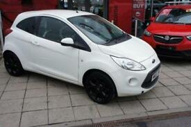 2015 FORD KA HATCHBACK 1.2 Zetec White Edition 3dr