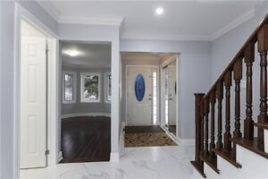 Beautiful Upgraded house for Sale close to Brampton Hospital