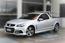 2013 Holden Ute VF MY14 SS Ute Silver 6 Speed Sports Automatic Utility Berwick Casey Area Preview