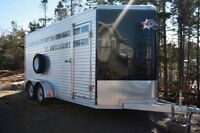 Trailering from Halifax NS to NB to NFLD FEB. 23rd