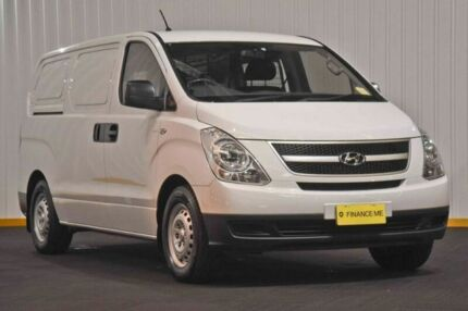 2013 Hyundai iLOAD TQ2-V MY14 White 5 Speed Automatic Van