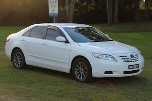 2007 Toyota Camry ACV40R Altise White 5 Speed Automatic Sedan Port Macquarie Port Macquarie City Preview