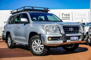 2010 Toyota Landcruiser UZJ200R MY10 GXL Si/ 5 Speed Sports Automatic Wagon Westminster Stirling Area Preview