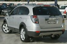2012 Holden Captiva CG Series II Silver 6 Speed Sports Automatic Wagon Pennant Hills Hornsby Area Preview