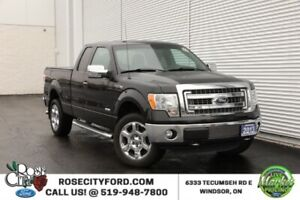 2013 Ford F-150 XLT/XTR / 4x4 / Accident Free / Backup Cam