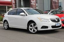 2012 Holden Cruze  White Sports Automatic Hatchback Watsonia North Banyule Area Preview
