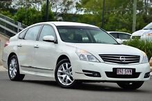 2010 Nissan Maxima J32 250 X-tronic ST-L White 6 Speed Constant Variable Sedan Moorooka Brisbane South West Preview