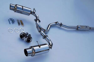 Invidia N1 Dual Catback Exhaust for 2013-2015 FR-S FRS & BRZ