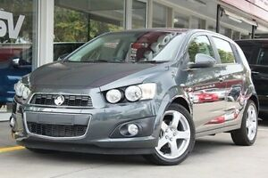 2016 Holden Barina TM MY16 CDX Grey 6 Speed Automatic Hatchback Somerton Park Holdfast Bay Preview