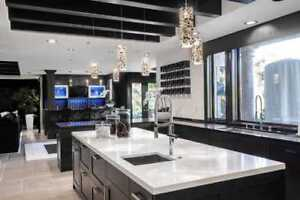 STONE COUNTERTOPS - FREE In-home Estimate