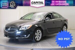 2016 Buick Regal AWD 2.0T*No PST-Leather-Sunroof-Navigation*