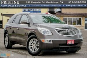 2008 Buick Enclave CX AWD 7 Passenger DVD Leather & Sunroof