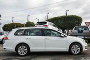 2015 Volkswagen Golf AU MY15 90 TSI Comfortline Pure White 7 Speed Auto Direct Shift Wagon Osborne Park Stirling Area Preview