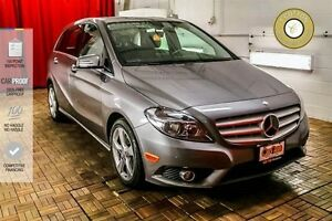 2014 Mercedes-Benz B250 LEATHER! LUXURY! BACK UP CAM!
