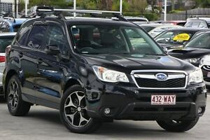 2015 Subaru Forester S4 MY15 2.0D-S CVT AWD Black 7 Speed Constant Variable Wagon Moorooka Brisbane South West Preview