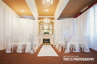 WEDDING DECOR AND PARTY RENTALS