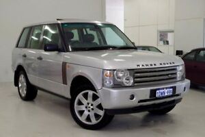 2003 Land Rover Range Rover L322 03MY HSE Silver 5 Speed Automatic Wagon Myaree Melville Area Preview