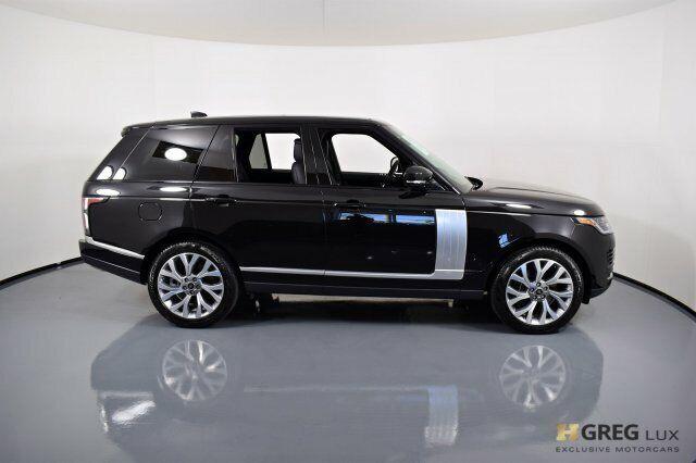 Image 4 Voiture Américaine d'occasion Land Rover Range Rover 2020