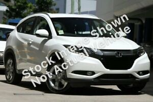 2016 Honda HR-V MY16 VTi-S White 1 Speed Constant Variable Hatchback Ashmore Gold Coast City Preview