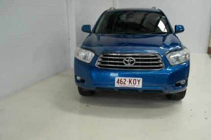 2007 Toyota Kluger GSU45R Grande AWD 5 Speed Sports Automatic Wagon Toowoomba Toowoomba City Preview