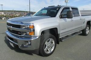 2015 Chevrolet SILVERADO 2500 HD DOUBLE CAB LTZ