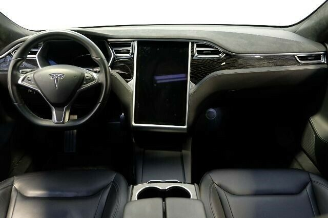 Image 10 Coche Americano usado Tesla Model S 2016