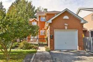 Well Maintained Family Home In Mississauga