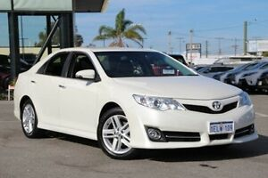 2013 Toyota Camry White Sports Automatic Sedan Welshpool Canning Area Preview