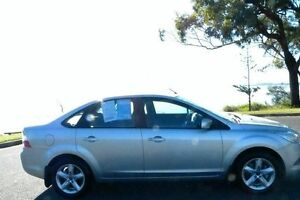 2010 Ford Focus LV LX Silver 4 Speed Sports Automatic Sedan South Gladstone Gladstone City Preview