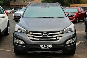 2015 Hyundai Santa Fe Grey Sports Automatic Wagon Cranbourne Casey Area Preview