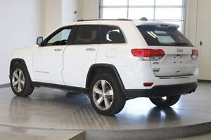 2015 Jeep Grand Cherokee Limited 4WD Regina Regina Area image 3