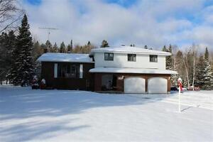 Beautiful country home with acreage! 652 Old Garden River Rd