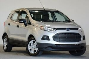 2015 Ford Ecosport BK Ambiente Silver 6 Speed Automatic Wagon Coopers Plains Brisbane South West Preview