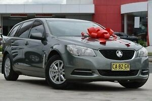 2014 Holden Commodore VF MY14 Evoke Sportwagon Grey 6 Speed Sports Automatic Wagon Pennant Hills Hornsby Area Preview