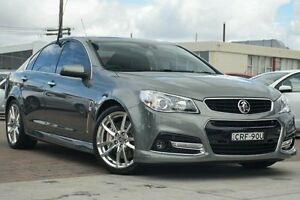 2013 Holden Commodore VF SS-V Redline Prussian Steel 6 Speed Automatic Sedan Waitara Hornsby Area Preview