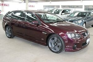 2012 Holden Commodore VE II MY12.5 SV6 Z-Series Alchemy 6 Speed Automatic Sportswagon Cannington Canning Area Preview