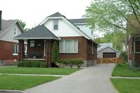 House for Rent in South Walkerville for October 1st