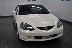 2002 Honda Integra Special Edition White 5 Speed Manual Coupe Cabramatta Fairfield Area Preview