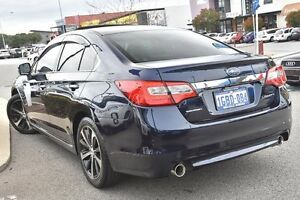 2016 Subaru Liberty B6 MY16 3.6R CVT AWD Dark Blue Pearlescent 6 Speed Constant Variable Sedan Willagee Melville Area Preview