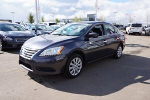 2015 Nissan Sentra S AUTOMATIC Accident Free,  Bluetooth,  A/C,